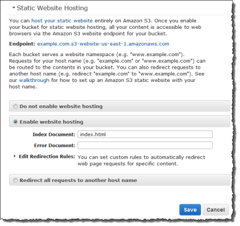 Moving to a Static Website, part 2: Hosting · samaxes